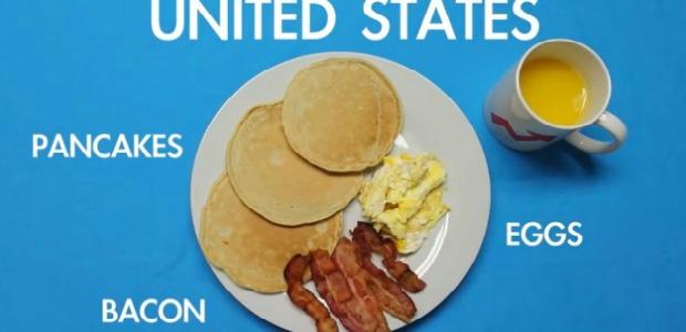Cosa si mangia a colazione nel mondo?