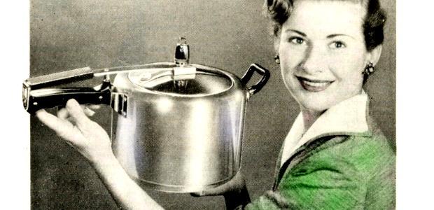 Come cucinare con la pentola a pressione? Ecco una guida all'uso!