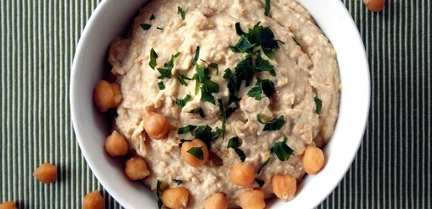 Una salsa sfiziosa, l'Hummus