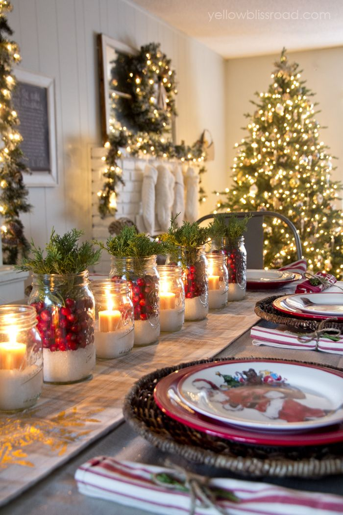 Menu Di Natale Americano.Il Menu E La Tavola Per La Vigilia Di Natale Mangiamondo