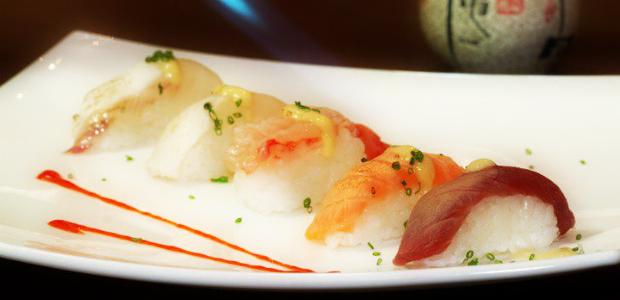 Il mio primo sushi da Yasuraghi a Milano