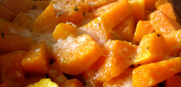 Zucca in agrodolce - Ricette Bimby - Ricetteperbimby.it